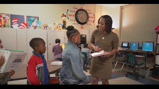 Educator Stephanie Johnson's Story