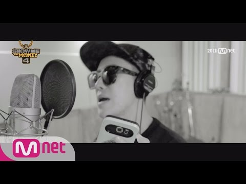 [MV] Basick, Black Nut, Microdot – 'MY ZONE' (Team Verbal Jint&San E) @SMTM4 Track Mission EP.07