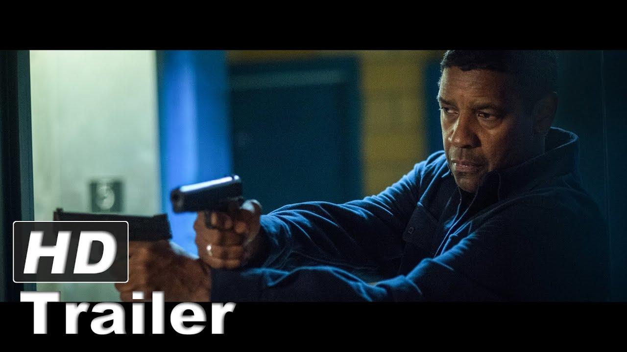 The Equalizer Trailer Deutsch