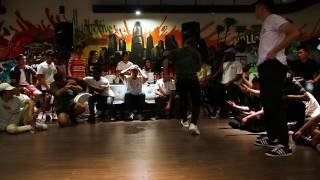 Gambar cover DFC HQ | BBoy Semi | Jake vs ???