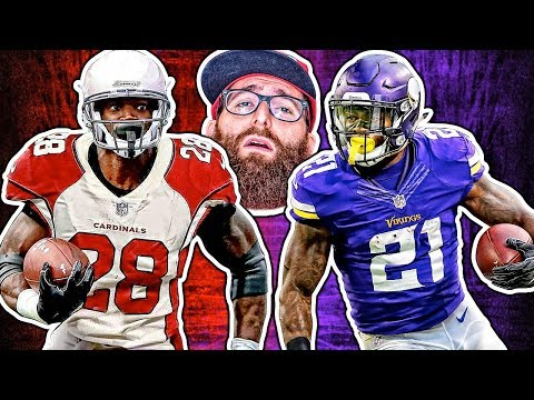 Week 6 Waiver Wire Pickups Fantasy Football 2017
