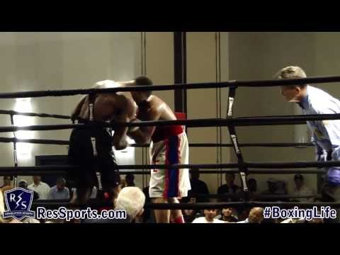 """Resolution Sports: Fight Night Feature on Anthony """"Juice"""" Young"""