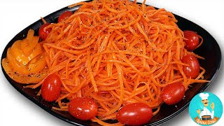 Морковь по-корейски (салат морковча): рецепт корейской морковки в домашних условиях пошагово 🥕🥗