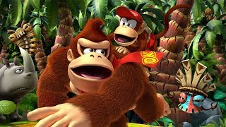 Donkey Kong Country - speedrun all stage in 38:33