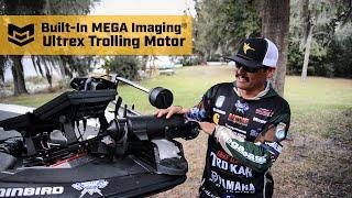 Built-In MEGA Imaging Ultrex Trolling Motors with Chris Zaldain