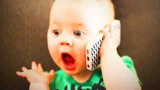 When Babies Do Things You Can't Understand - Funny Fails Baby Video