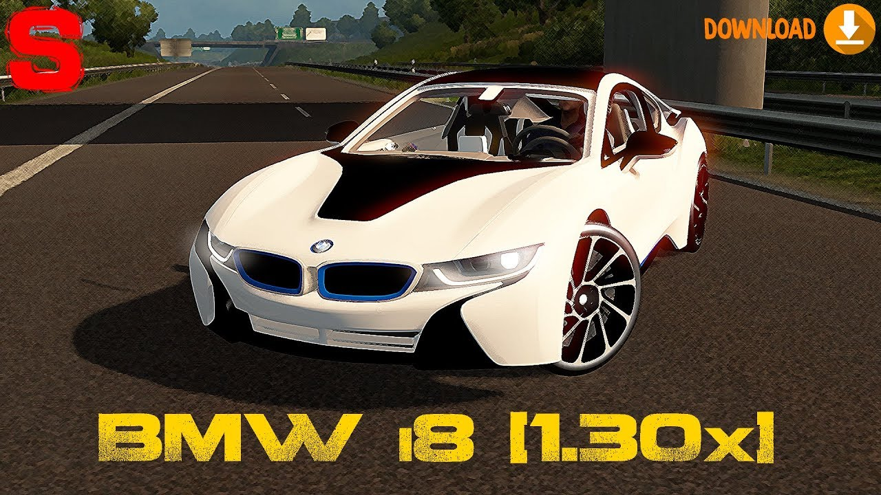 Bmw I8 1 30x Simon3 Ets2 Download Youtube