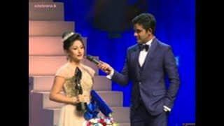 TV Derana wins big at Raigam Tele�es 2016