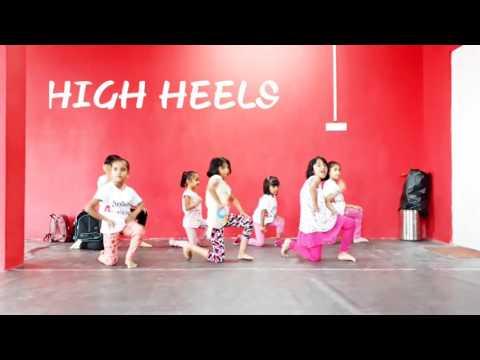 High Heels | Ki & Ka | Bollywood Choreography Kids | Destruction MonsterZ SIKKIM