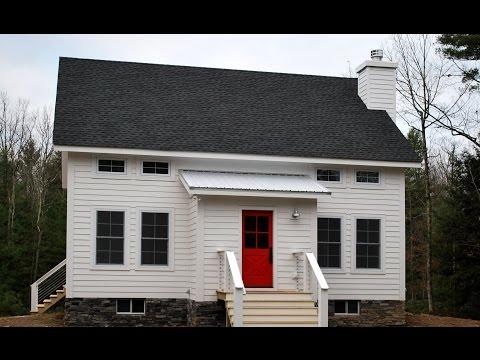 A Tour of 28 Dawson Lane (Catskill Real Estate)