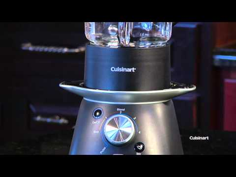 Cuisinart Blend And Cook Soup Maker Blender (SBC-1000) 3 Minute Video