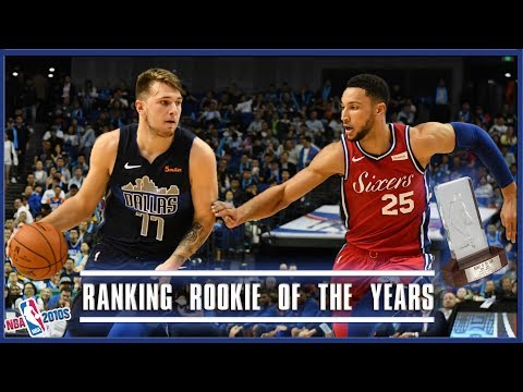 Ranking NBA Rookie Of The Years From The 2010s (NBA 2010s)