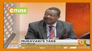   DAYBREAK   Musalia Mudavadi's take on the BBI report