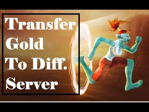 5 Ways To Transfer Gold Across Servers