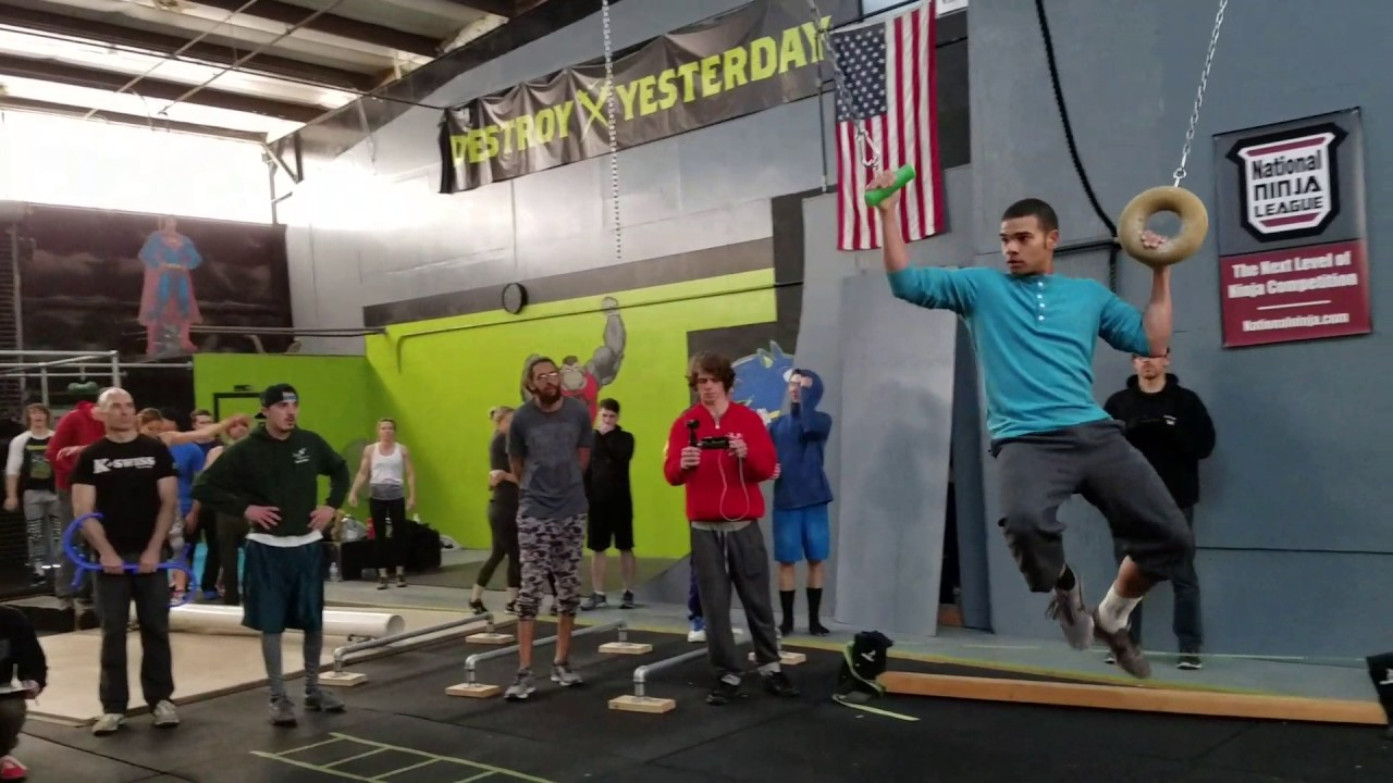 National Ninja League Qualifier @the Playground