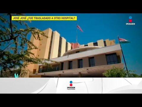 ¡Cambian a José José de hospital en Miami!   De Primera Mano
