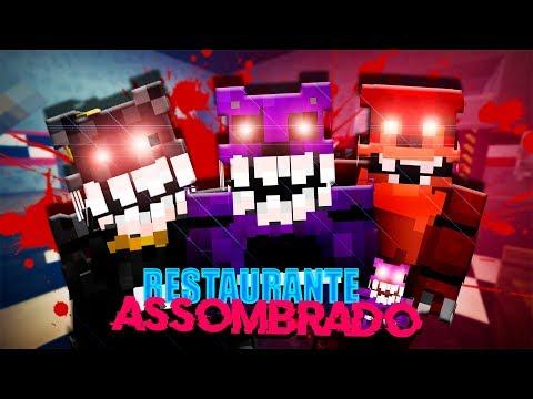 Minecraft: RESTAURANTE ASSOMBRADO! (NOVA SÉRIE) - mike -