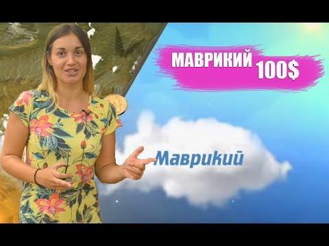 Клад Орел и Решка на Маврикий - 100$