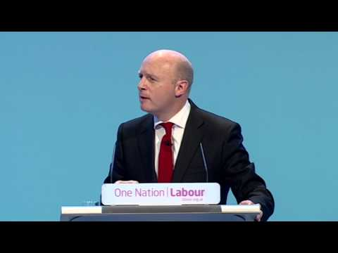 Liam Byrne's speech to Labour Party Annual Conference 2013