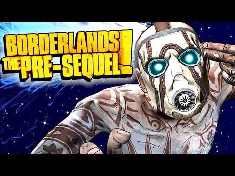 Borderlands: The Pre-Sequel | Как прокачать 70-й уровень героя соло AFK космически быстро!