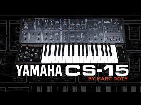 01-The Yamaha CS-15: Part 1- Sounds of the Yamaha CS-15