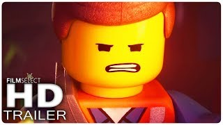 The LEGO Movie 2 Trailer 2019