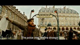 The Extraordinary Adventures of Adèle Blanc-Sec Official Trailer