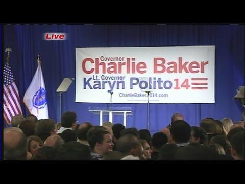 Charlie Baker elected Massachusetts next Governor