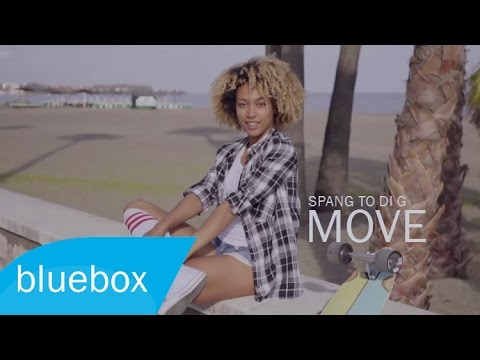 Deejay bluemoon - Move ft. Spang To Di G [Kengele Riddim]