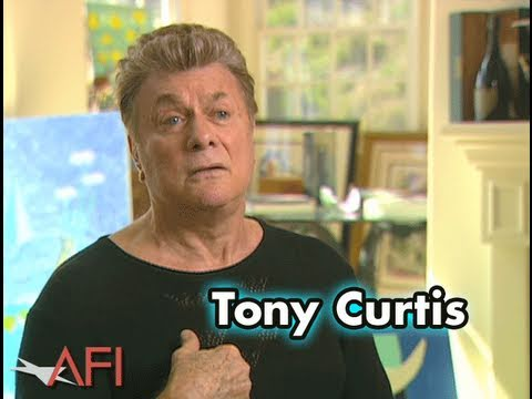 Tony Curtis On SOME LIKE IT HOT