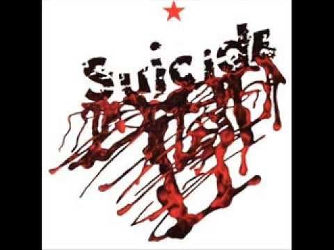 Suicide - Suicide 1977 (Full Album)