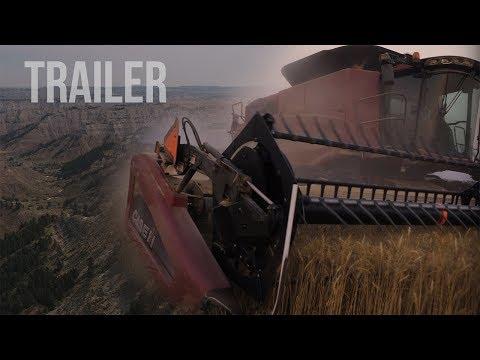 Along The Edge: Official Trailer   Montana Harvesting