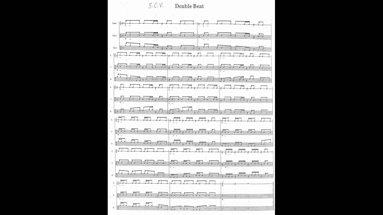 SCV DOUBLE BEAT DOWNLOAD