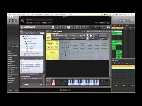 My Music Composition Software