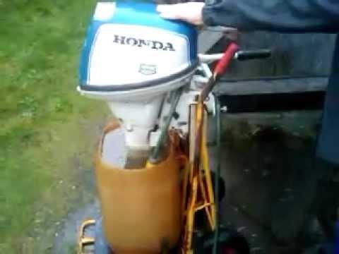 7 5 hp honda b75 outboard motor youtube rh youtube com 1977 honda b75 outboard motor 1977 honda b75 outboard motor