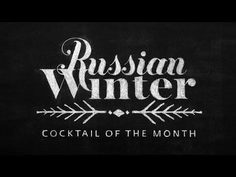 How to Make the Russian Winter Cocktail