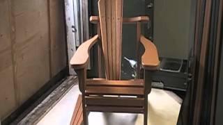 Adirondack Chair kit