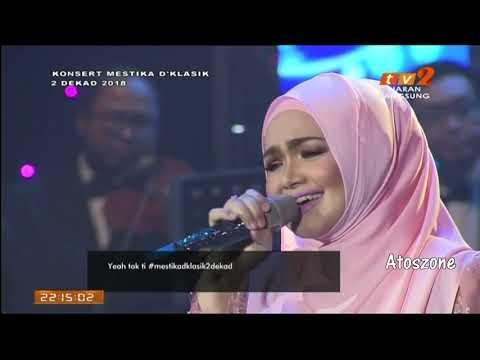 [HD] Kau Mawarku - Dato Sri Siti Nurhaliza ft Hael Husaini