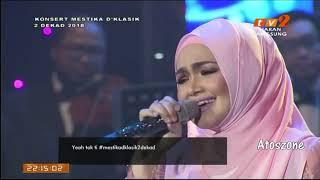 Video [HD] Kau Mawarku - Dato Sri Siti Nurhaliza ft Hael Husaini download MP3, 3GP, MP4, WEBM, AVI, FLV Oktober 2018