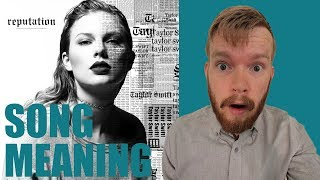 """Video The MEANING of """"...Ready for It?"""" by Taylor Swift! download MP3, 3GP, MP4, WEBM, AVI, FLV Agustus 2018"""