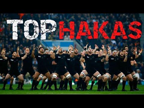 TOP 5 BEST HAKA IN SPORTS|HAKA COMPILATION 2016