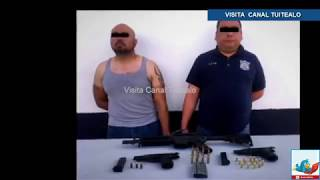 Comando ataca la Comandancia de Villa Ahumada Chihuahua Video