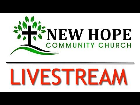 New Hope Community Church- Night of Worship- Live Stream