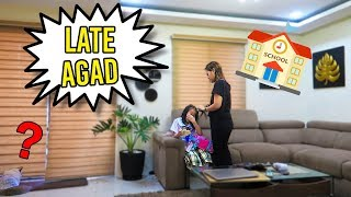 AYI'S FIRST DAY OF SCHOOL!  (VLOG #165)