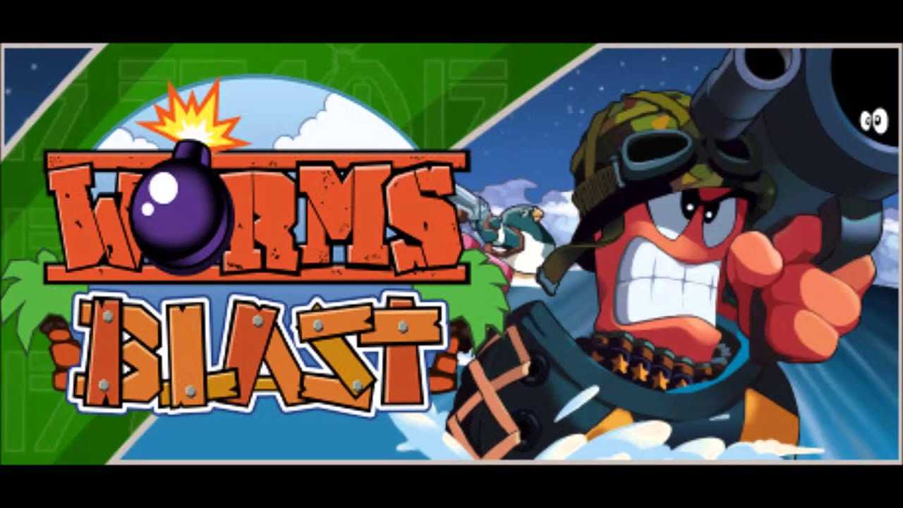 Worms Blast Soundtrack Theme Song Youtube