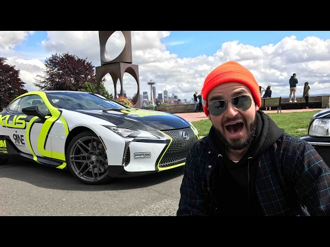 I love the NEW Lexus LC 500! HERE IS WHY!!!