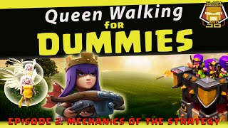 Queen Walk Strategy Mechanics | Clash of Clans