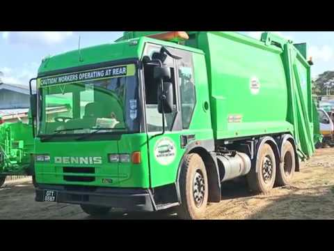 Gov't seeks to bring relief to waste disposal companies