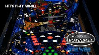 Pro Pinball: The Web [SHORT] - Im Web der flotten Bälle