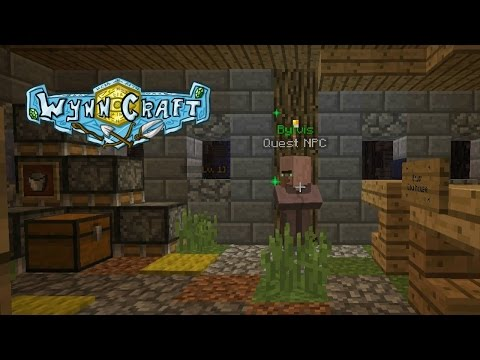 Wynncraft 1.13: A Confused Farmer Quest Guide!